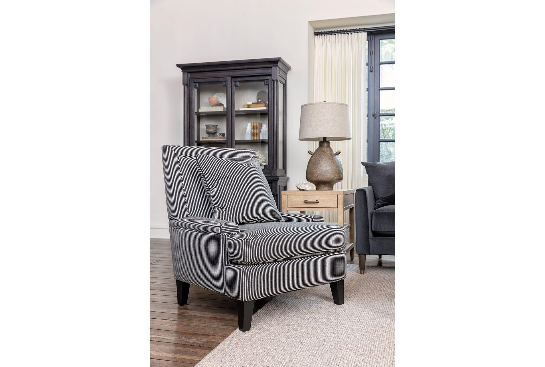 Pleasing Laurel Jet Accent Chair By Nate Berkus And Jeremiah Brent In Lamtechconsult Wood Chair Design Ideas Lamtechconsultcom