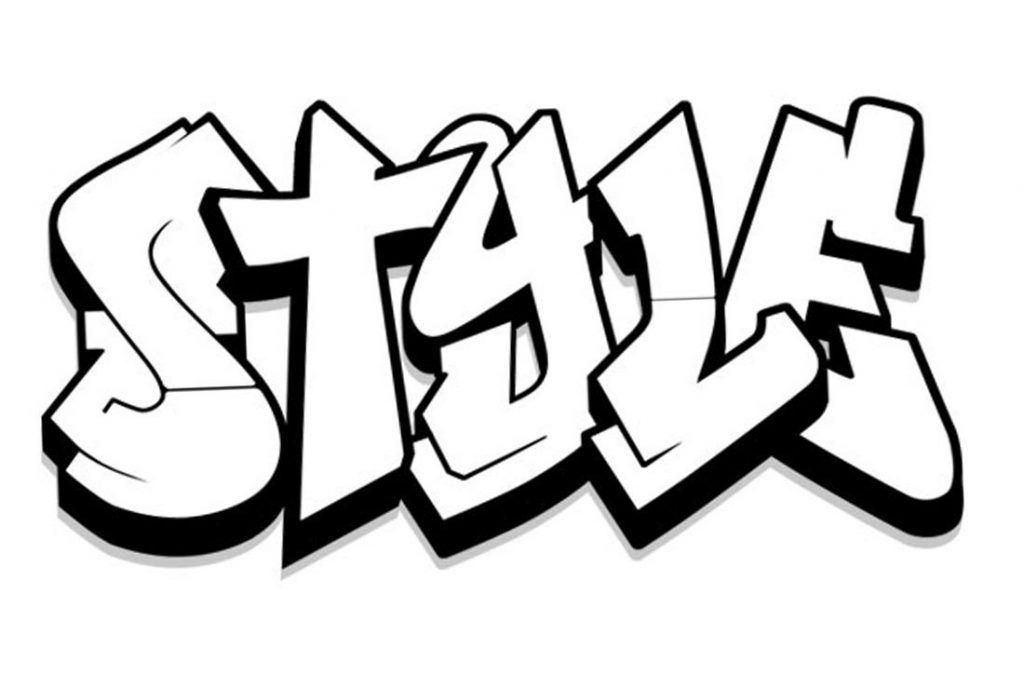 Graffiti Street Art Coloring Pages - Ferrisquinlanjamal