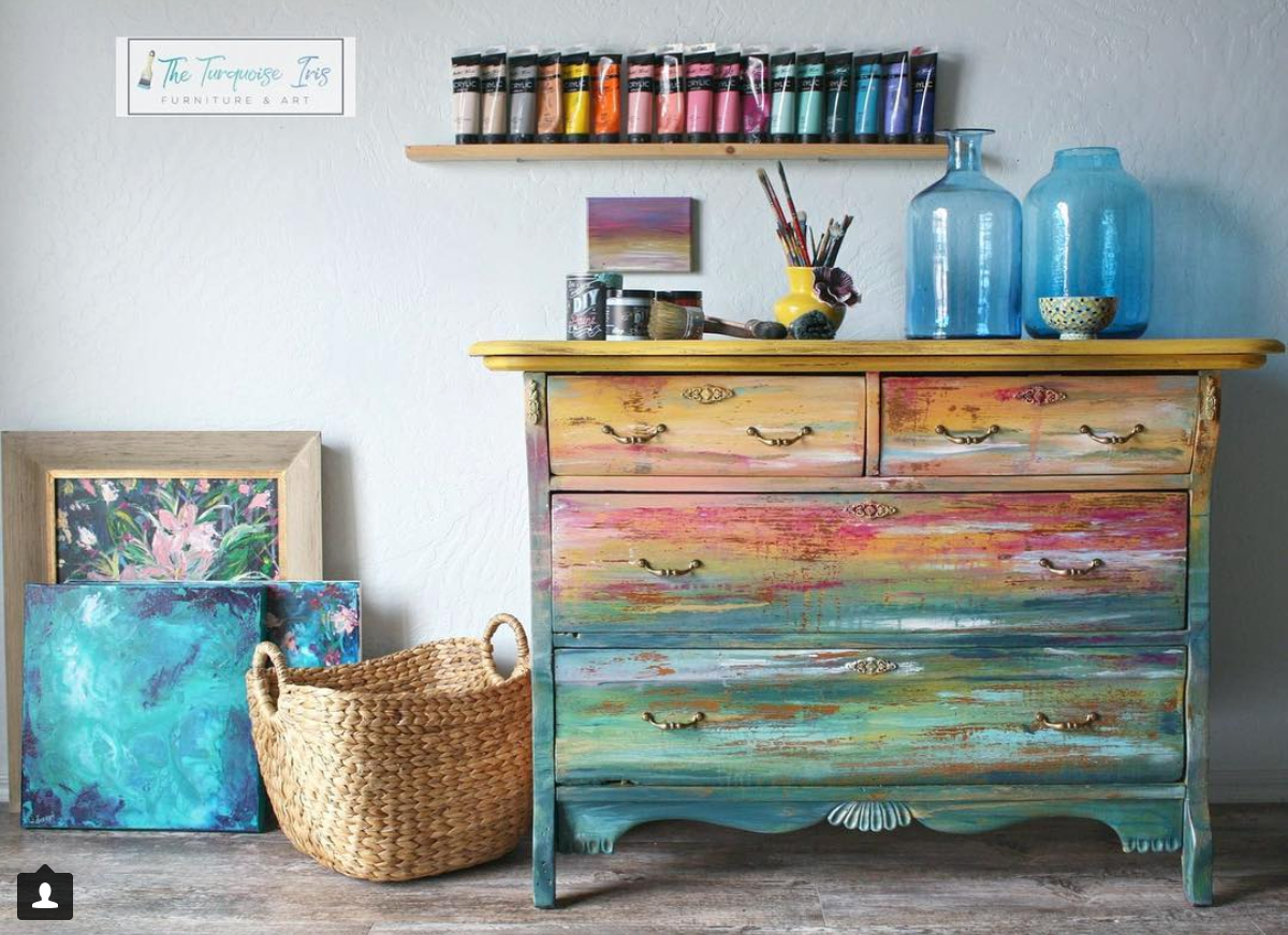 diy modern vintage furniture makeover featured listing image hand painted gorgeous dresser featuring and makeover e28 furniture