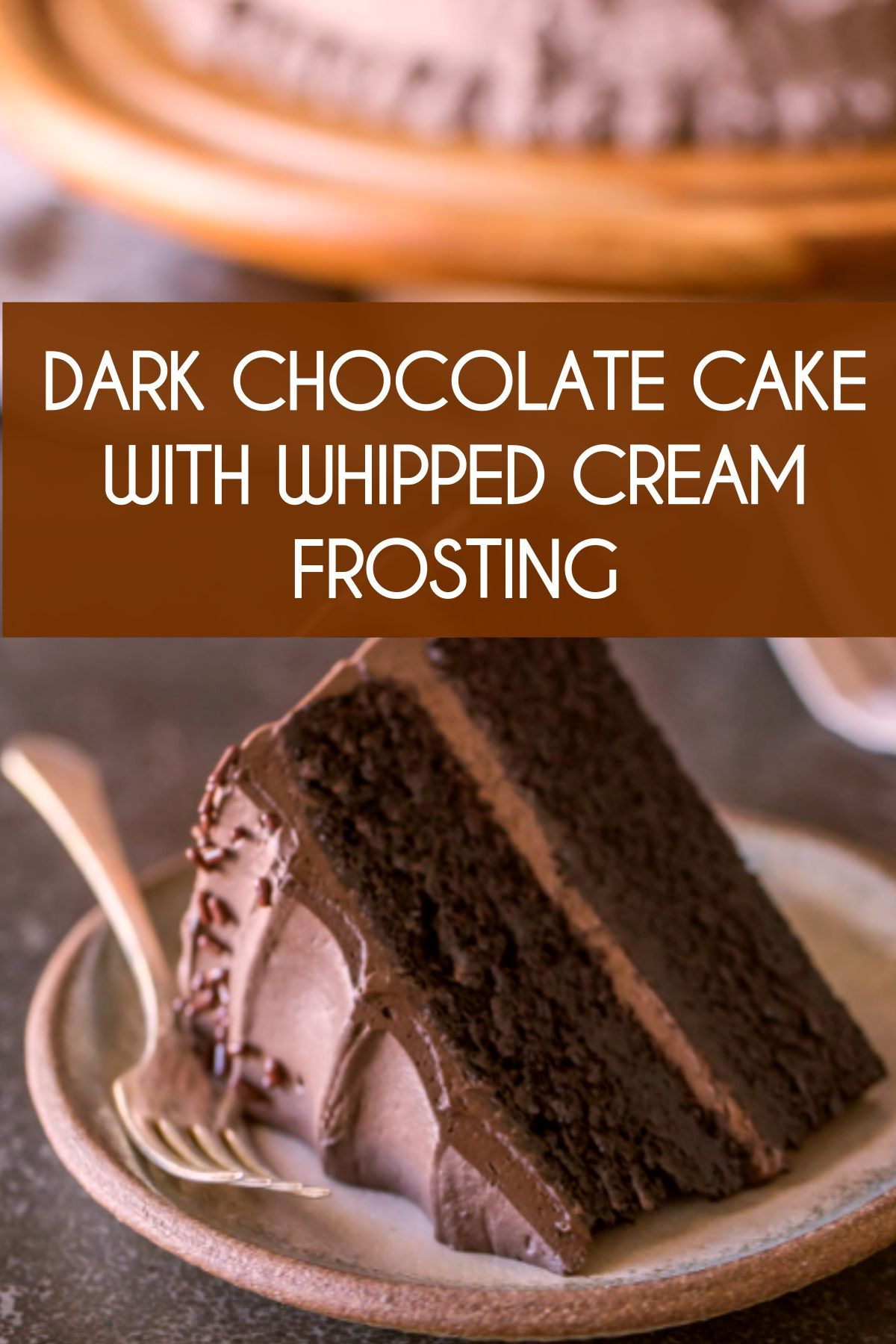 Chocolate Cake Recipe With Cocoa Powder And Buttermilk In 2020 Dark Chocolate Cakes Chocolate Cake Recipe Easy Chocolate Cake Recipe Moist