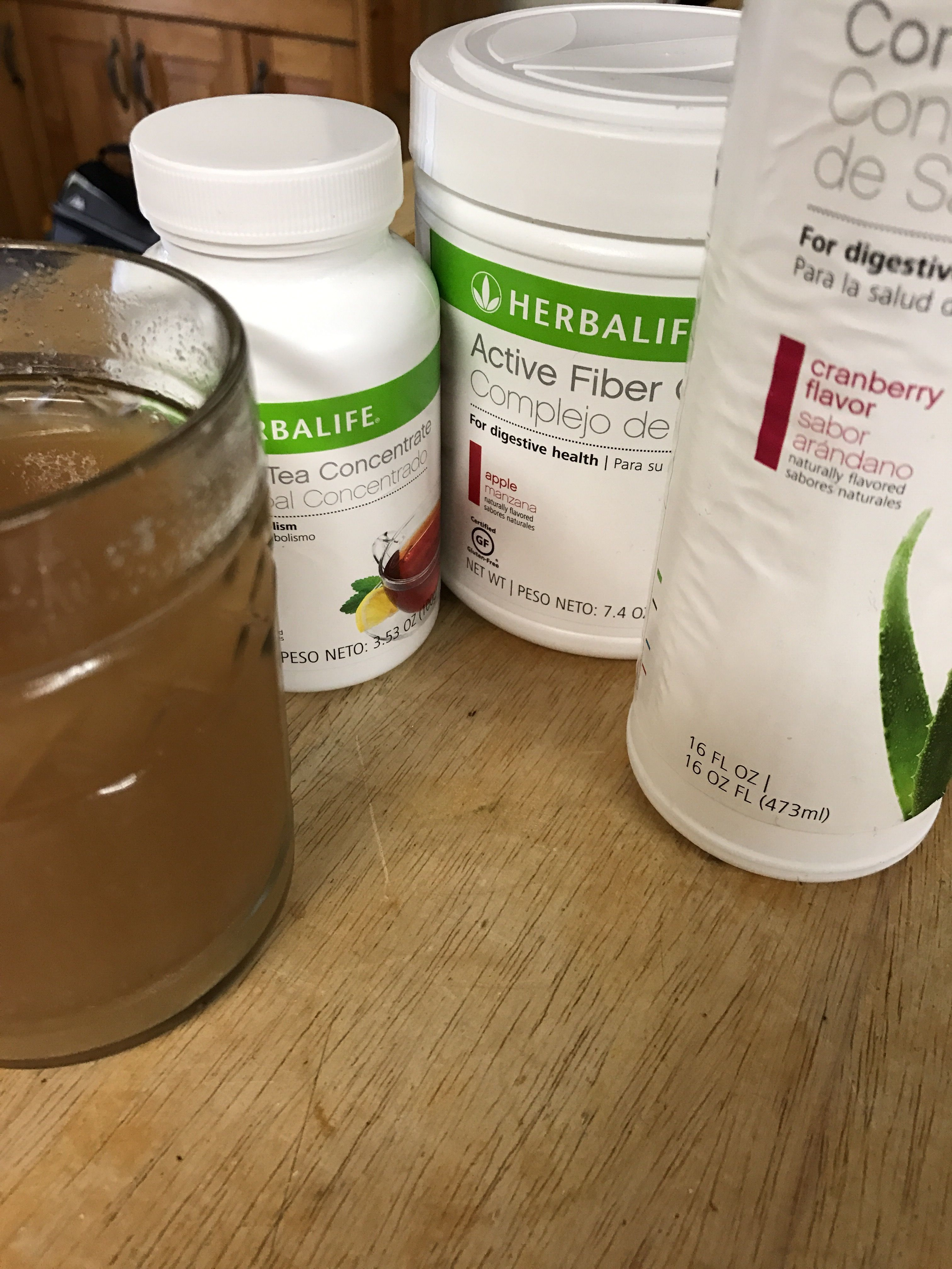Herbal Tea Tea Lemon Aloe Cranberry Active Fiber Apple Herbalife Recipes Herbalife Tea Smoothies