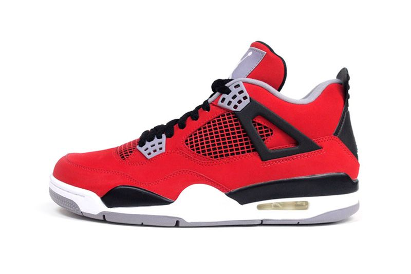 "best sneakers 98b81 ec12f Air Jordan 4 Retro ""Toro Bravo"" - Highsnobiety"