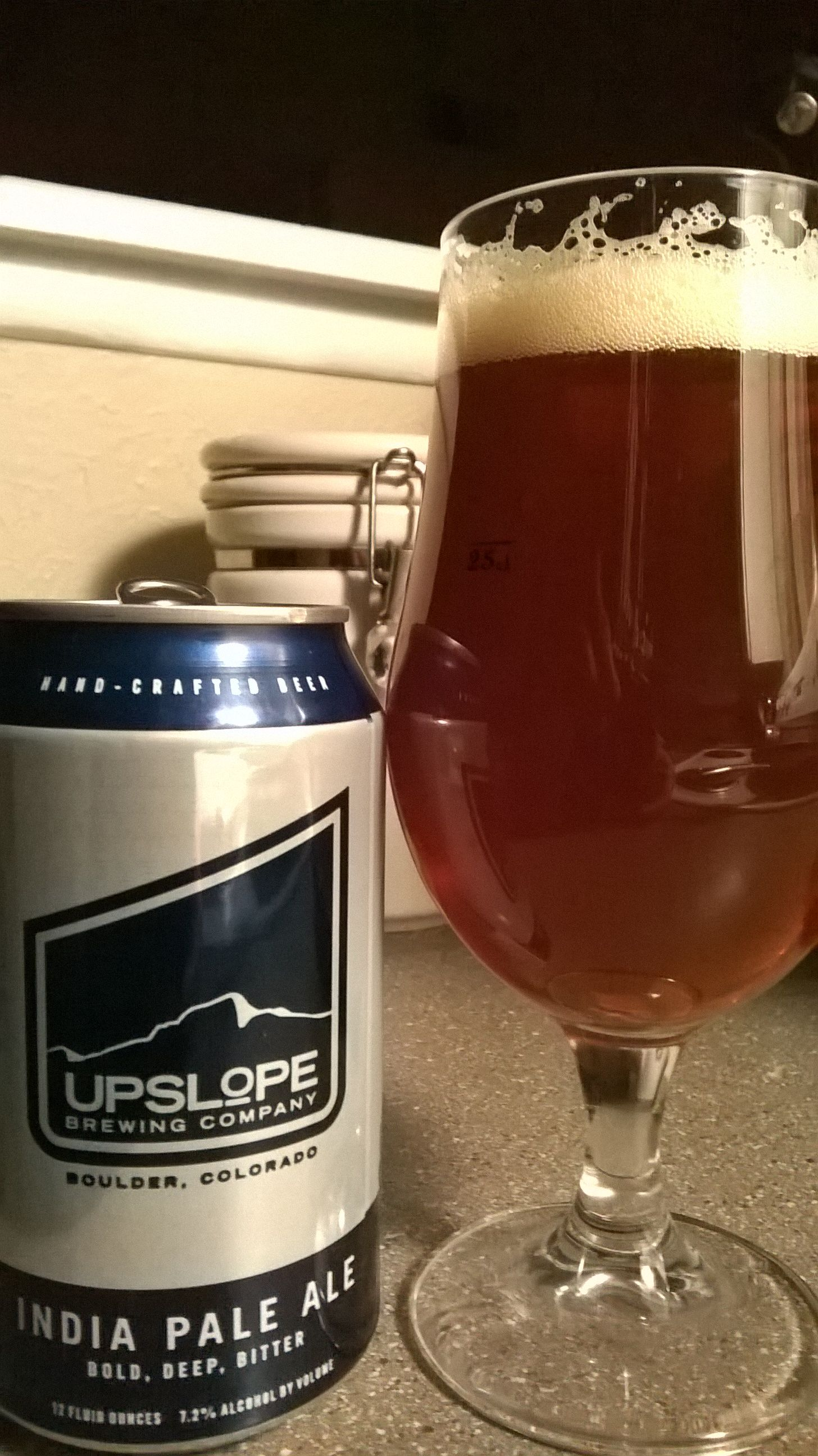 Upslope Brewing Ipa Brewing India Pale Ale Craft Beer