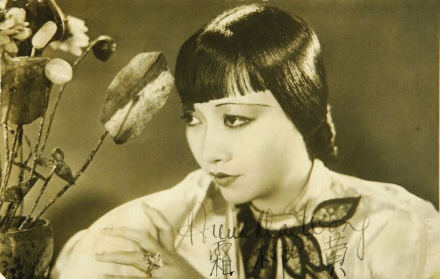 Anna May Wong in the 1920s-30s