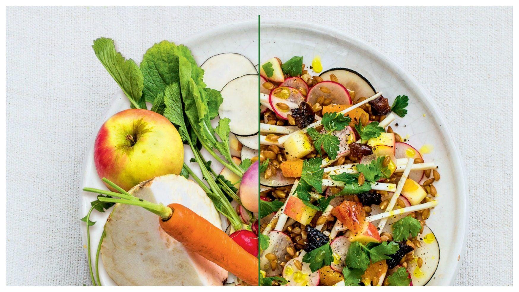 Almanach de légumes – Exki