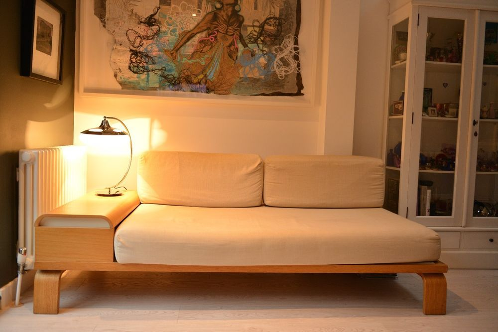 Rare and very stylish ikea Lessebo sofa bed | Lits Divan | Pinterest