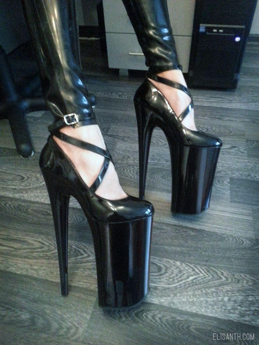 b68c315d8d I'm a big fan of high heels, so I couldn't miss new 10