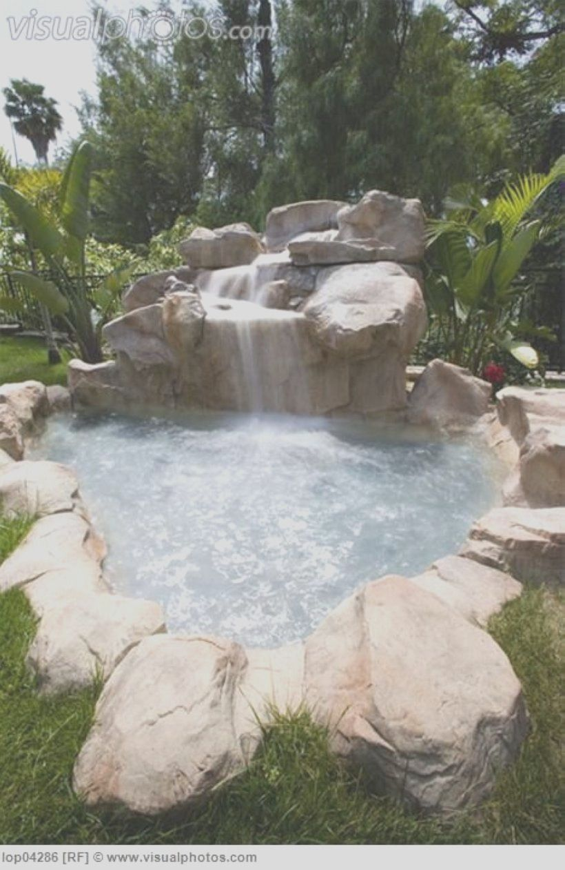 29 Pool Waterfalls Ideas Outdoor Space In 2021 Jacuzzi Outdoor Backyard Pool Pool Waterfall