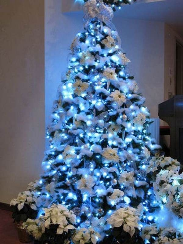 pretty christmas trees blue christmas - Blue Christmas Trees