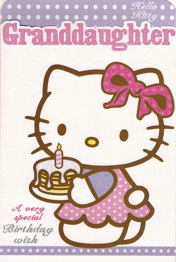 Hello Kitty Happy Birthday Quotes Quotesgram Happy Birthday Quotes Hello Kitty Birthday Birthday Quotes