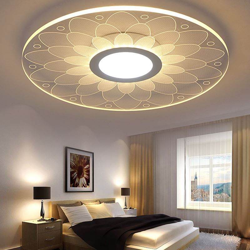 Cheap Decorative Ceiling Lamp Buy Quality Ceiling Lamp Directly From China Flower Ceiling Light Suppli Ceiling Lights Lamps Living Room Beautiful Living Rooms