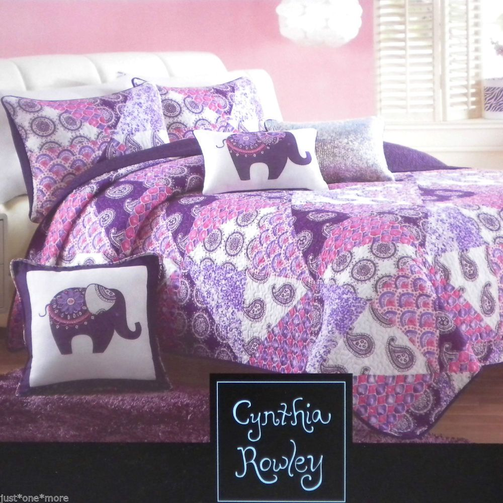 sets quilt purple twin bedspreads size full bed australia set queen comforter