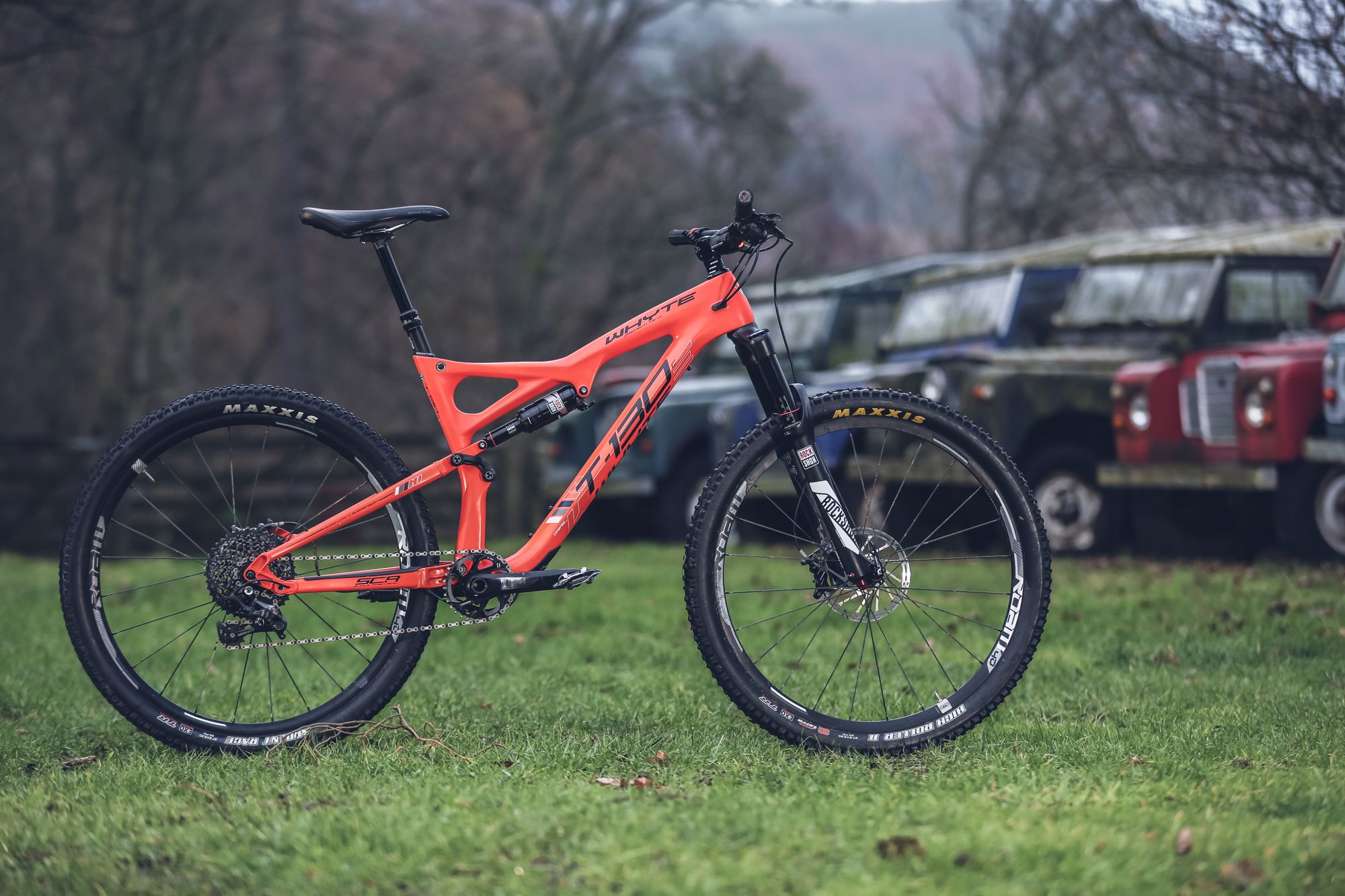Whyte T 130 C Rs Review The Ultimate 130mm Trail Bike Bike