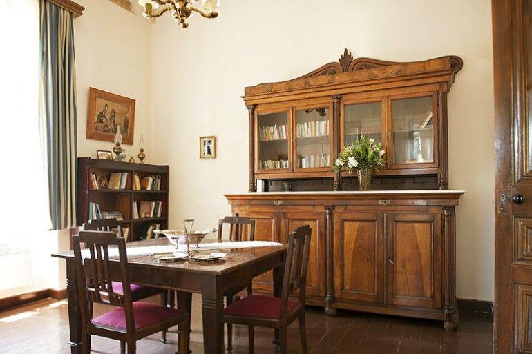 Ermioni Estate, reading corner