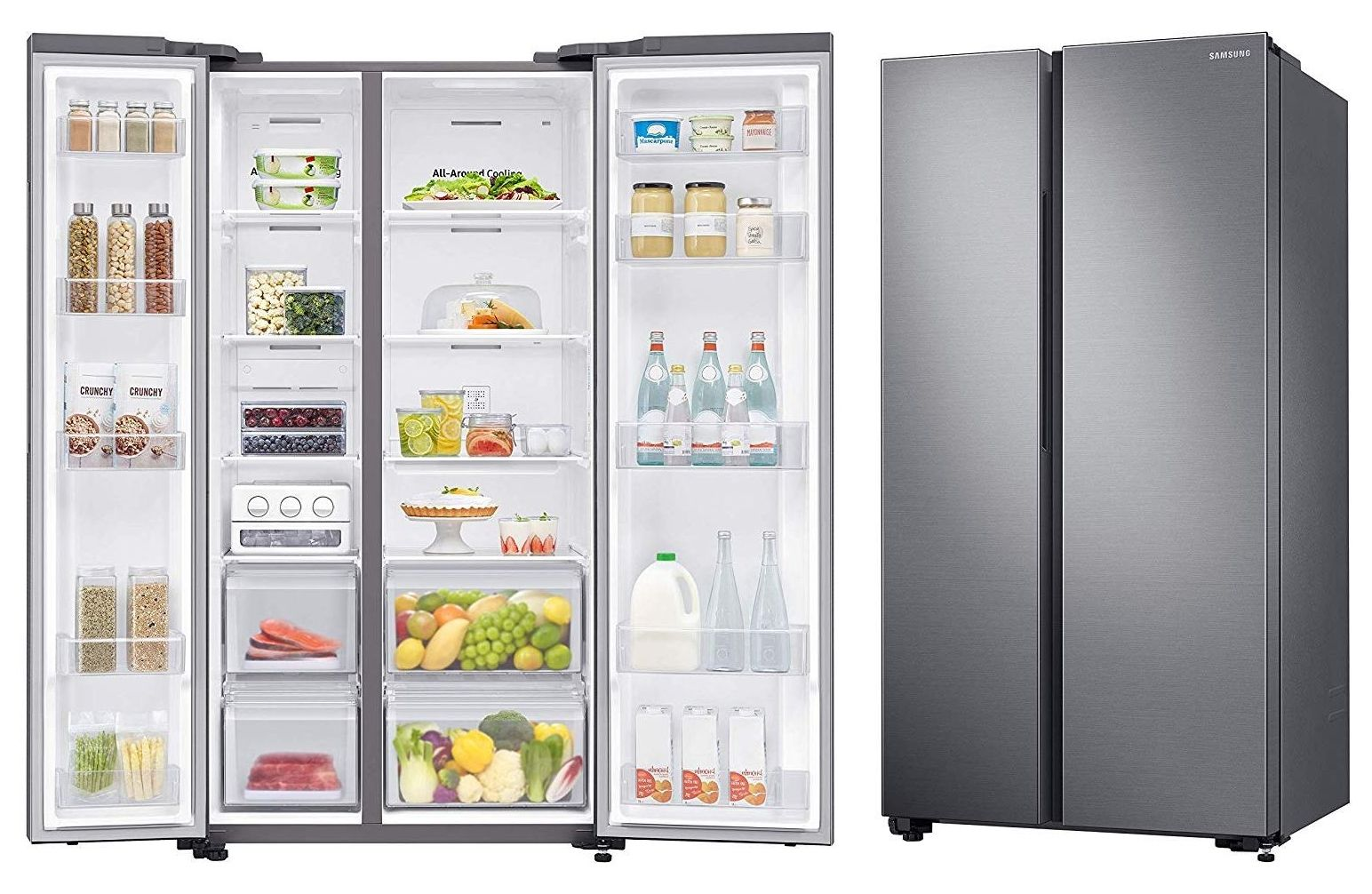3 Best Refrigerator Under 75000 Rupees In India 2019 Side By