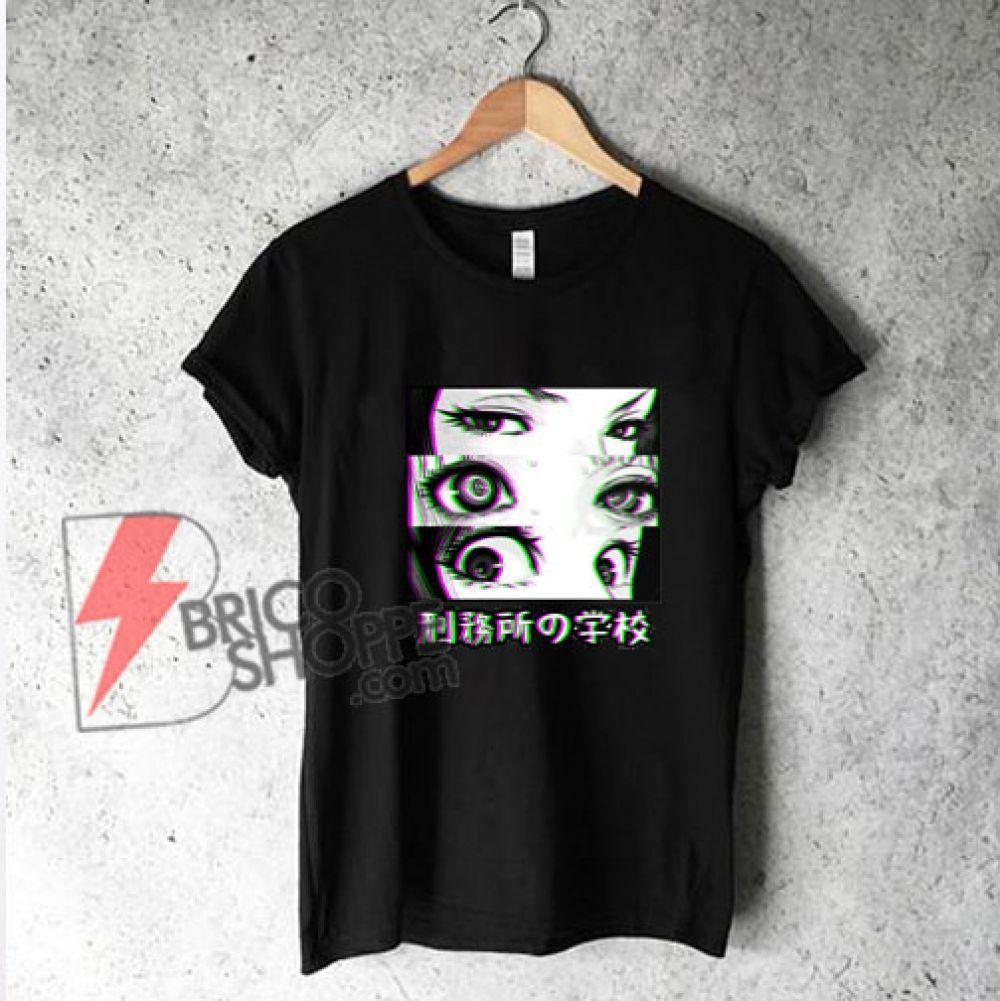 Aesthetic Anime T Shirts