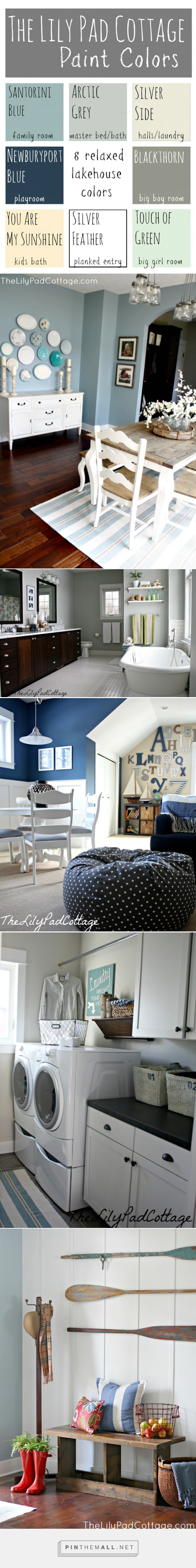 my paint colors 8 relaxed lake house colors the on lake cottage colors id=47063