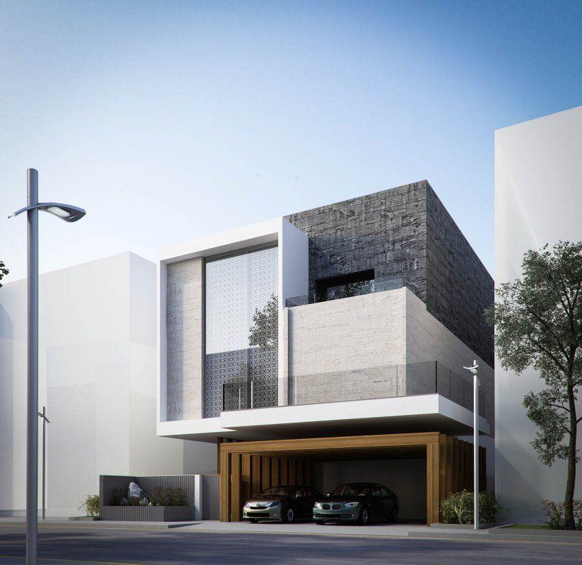 Al Sayegh Villa Kuwait Architectural Design Level 7