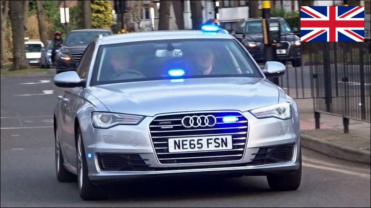 Unmarked Police Cars Responding X2 New Audi A6 Armed Response Police Cars Police Emergency Vehicles