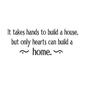 Home Is Where The Heart Is Quote Entrancing What Is The Meaning Of 'home Is Where The Heart Is'  Quora