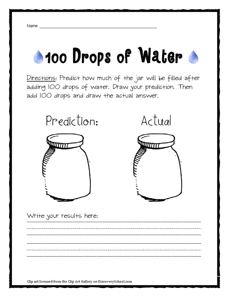 Popcorn And Water Pdf Google Drive 100 Days Of School Teaching School Activities [ 1035 x 800 Pixel ]