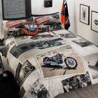 Great Harley Davidson Bedroom Decor