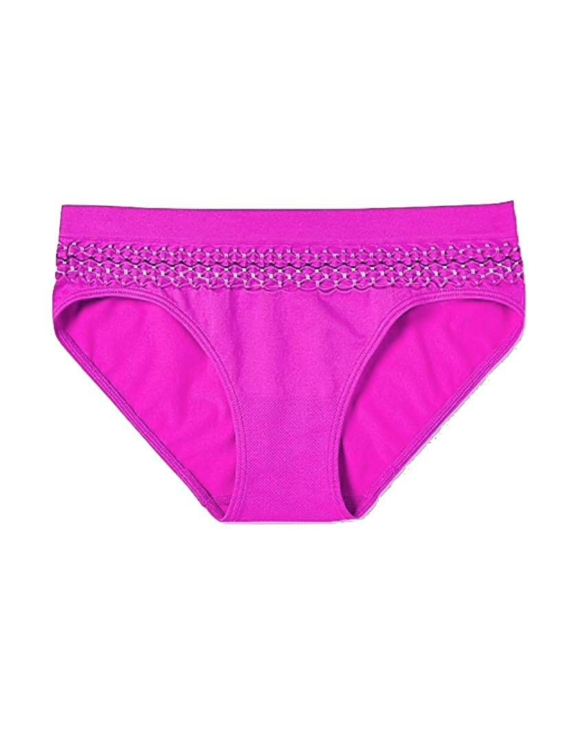 859fa4a5d674 Seamless Bikini Panty - Smocked Berry - CB18EIH95GW - Girls' Clothing,  Underwear, Panties