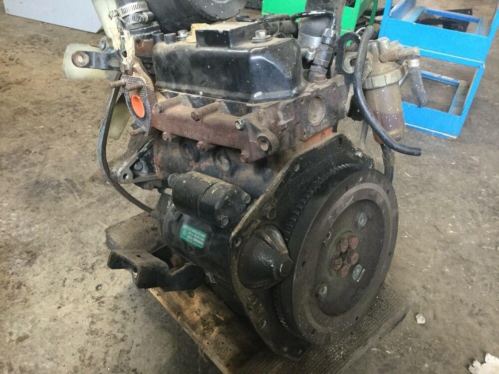 JOHN DEERE YANMAR 332 330 F915 DIESEL ENGINE 33TN66 #JohnDeere
