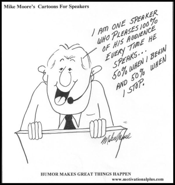 Get Paid To Speak New Cartoon About Pleasing Your Audience Cartoon Friday Humor Public Speaking