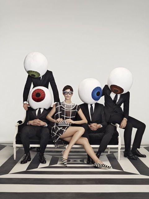 W Magazine | Artist Commissions