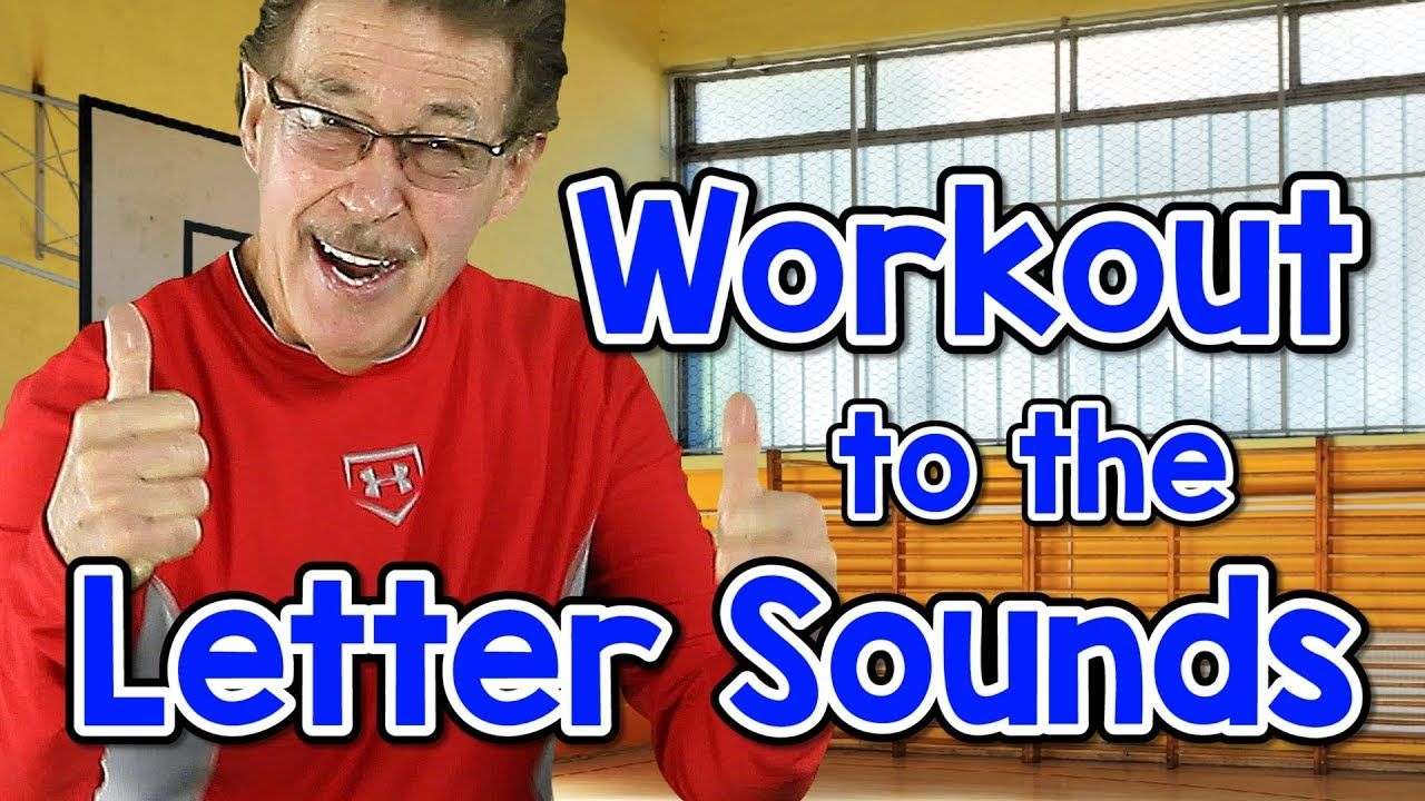 Workout to the Letter Sounds Version 3 Letter Sounds