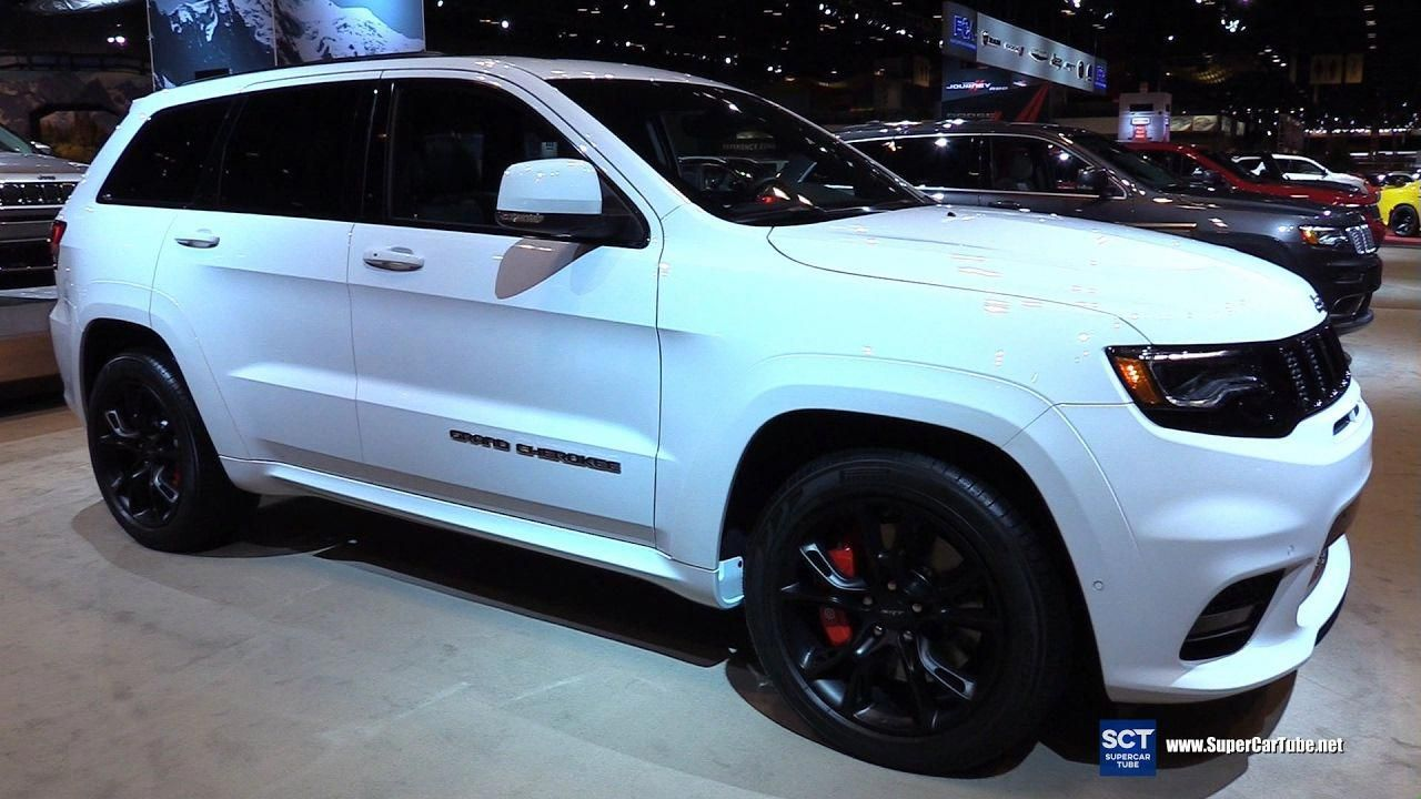 2017 Jeep Grand Cherokee SRT Exterior and Interior
