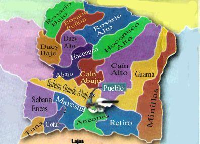 san german puerto rico map Mapa De San German Puerto Rico Barrios San German Is A san german puerto rico map