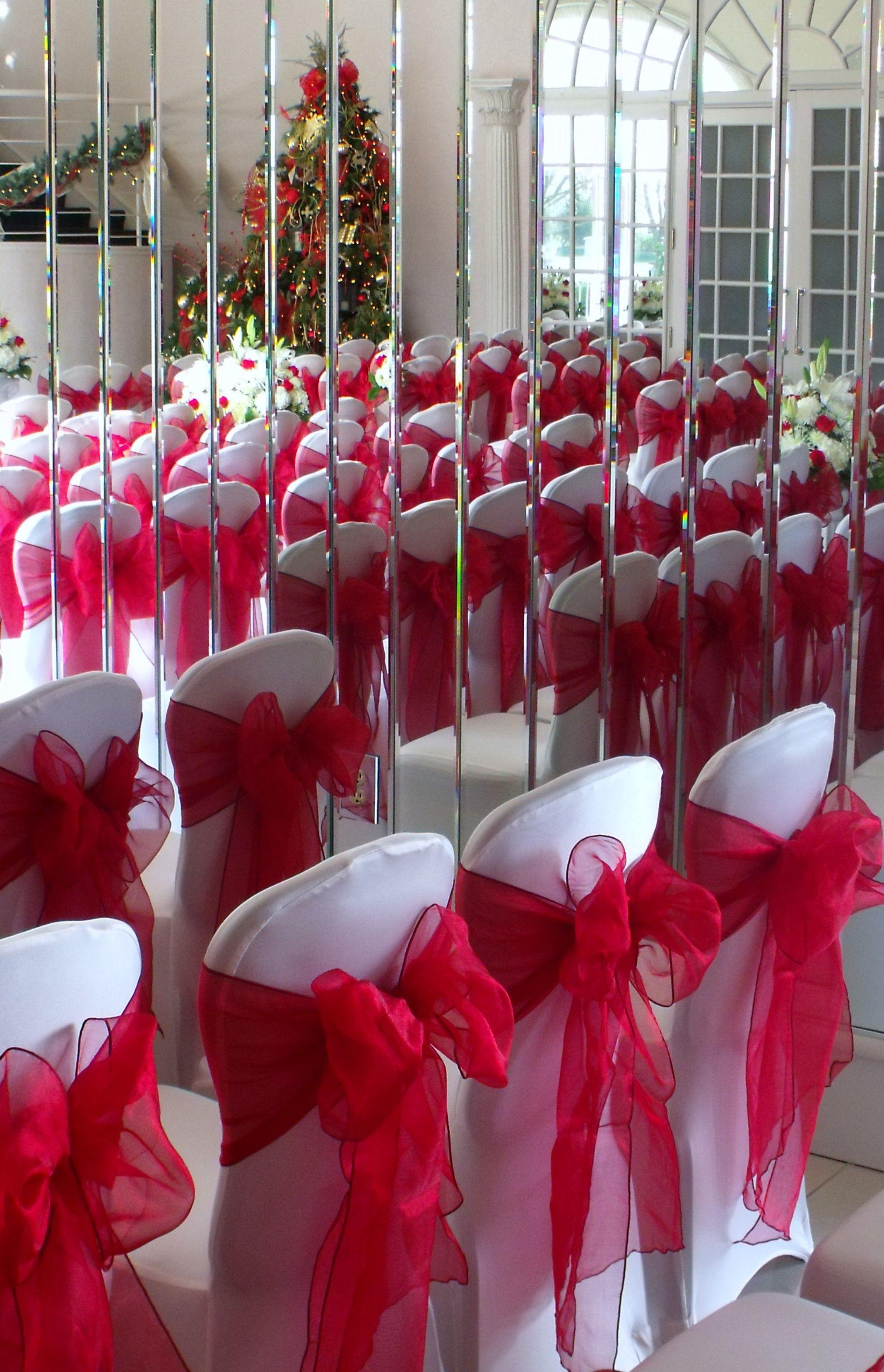 My Favorite December Wedding Decor