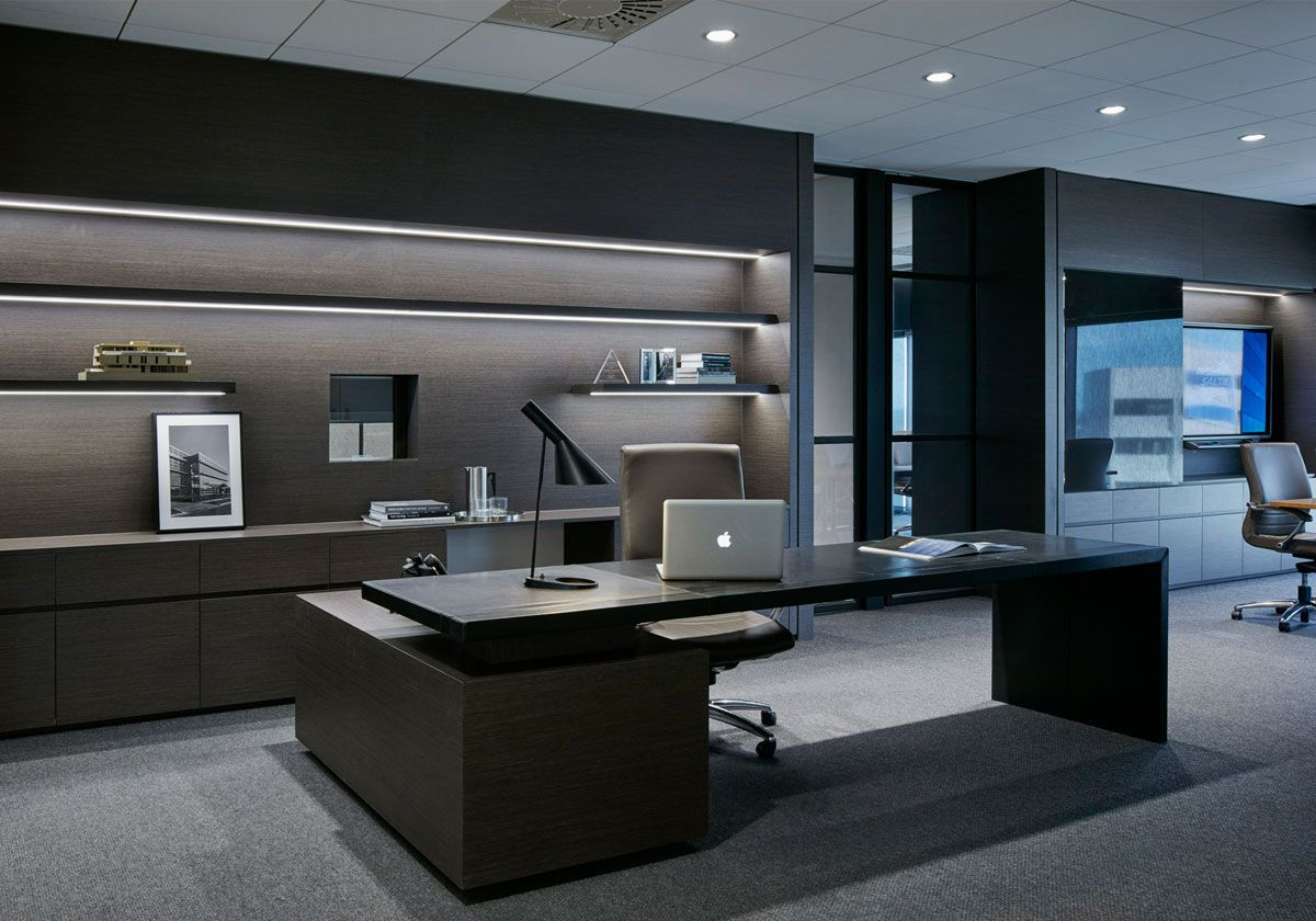 Victoria commercial 2015 sophisticated monochrome and for Office design victoria