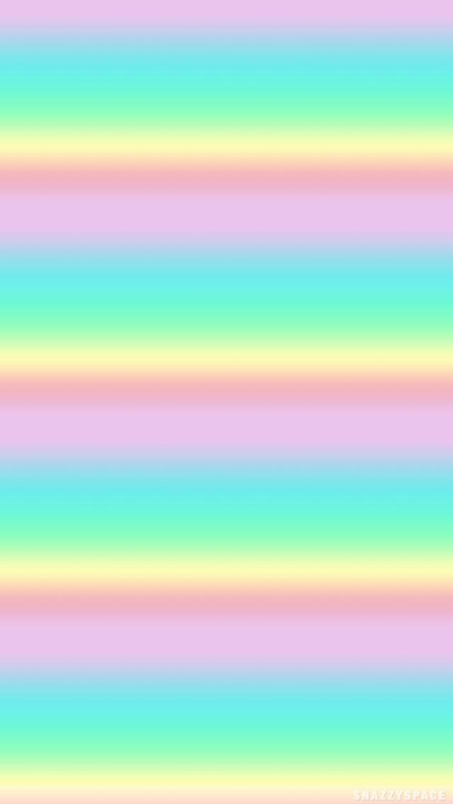 Pastel Rainbow Iphone Wallpaper Rainbow Wallpaper Pastel