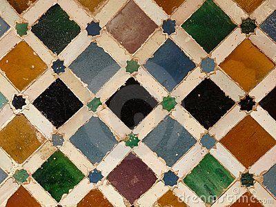 Spa 1815 Alhambra Granada In Spain Pattern Wallpaper Tile Patterns Moroccan Art