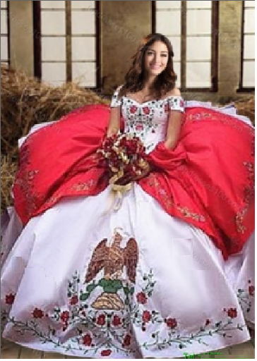 Mexican 15th Birthday Dresses