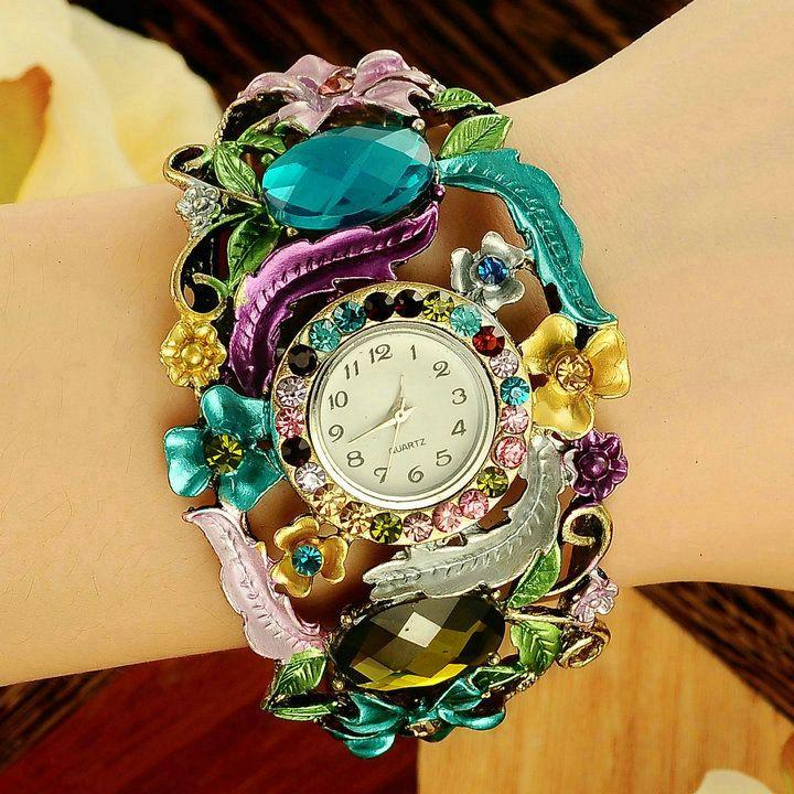 bracelet watches ladies - Google Search   Vintage Jewelry ...