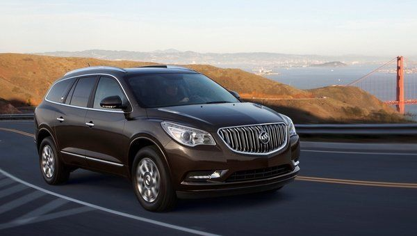 one the previous version alert forward that it changes large much from older usb collision buick a ports there however news enclave suv carsnews is are crossover make different