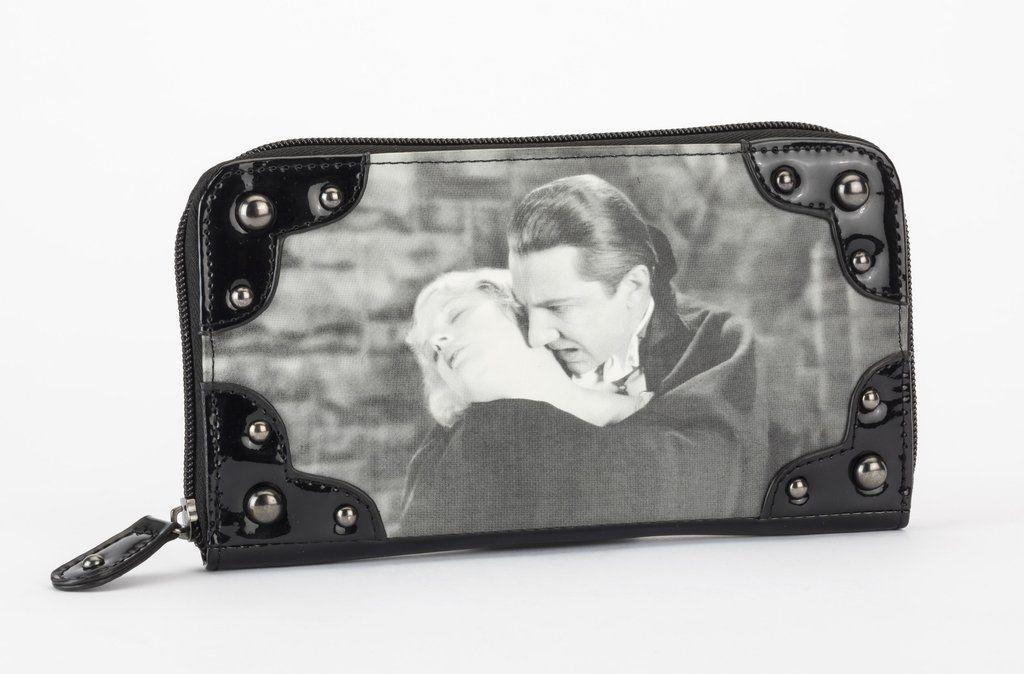 Dracula And Mina Harker Wallet