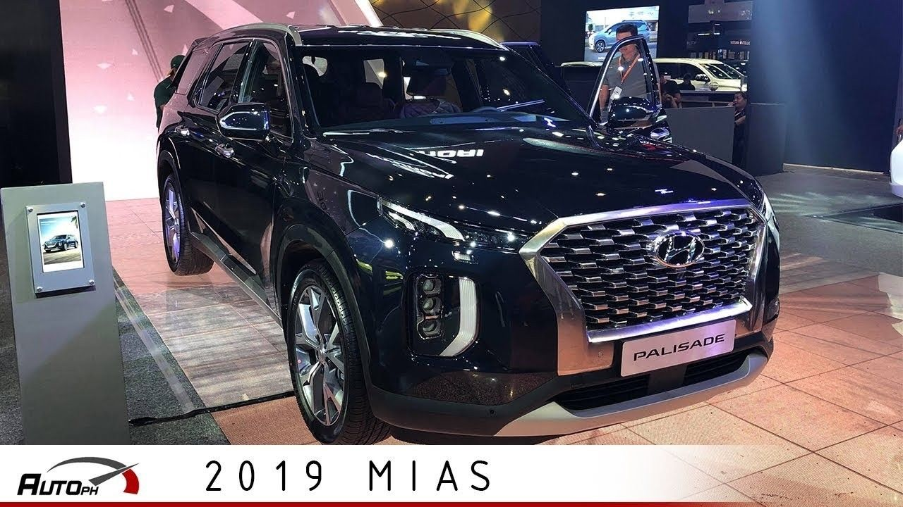 Hyundai Palisade 2020 Price Philippines Engine di 2020