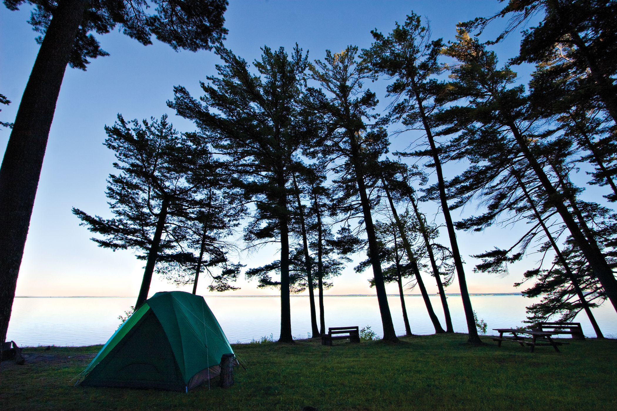 Top 10 Wisconsin Campgrounds Camping Pinterest