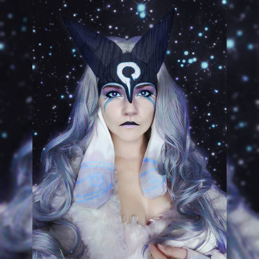 The second part of my Kindred look  I'm still new with the makeup and the editing!   The rest will be posted to my FB  #makeupmonday
