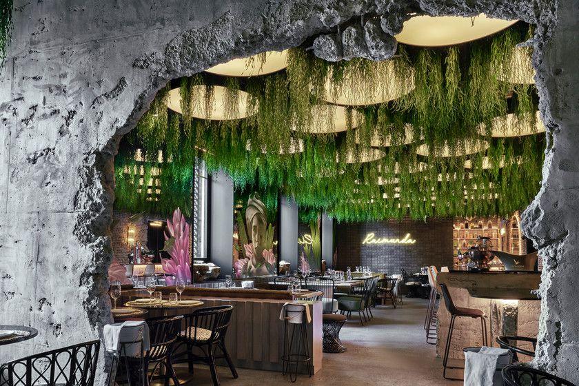 Los Nuevos Restaurantes De Madrid Perfectos Para Inaugurar La Temporada De Comidas Y Cenas Navideñas Restaurantes De Moda Restaurantes Madrid Restaurantes
