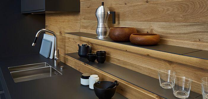 Holz und moderne Küche? Das passt!   wwwwohnendailyat/2017/09