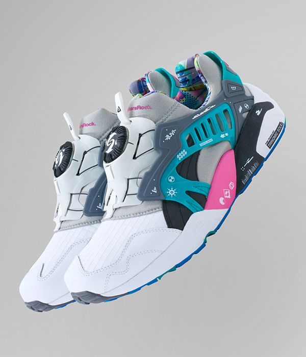 6b099c4786 PUMA DISC BLAZE A x GraphersRock | running run the show | Shoes ...