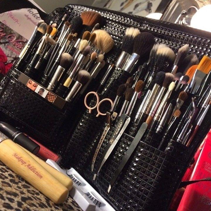 Advanced Mua Brush Belt Makeup Artist Kit Artistry Makeup Makeup Kit