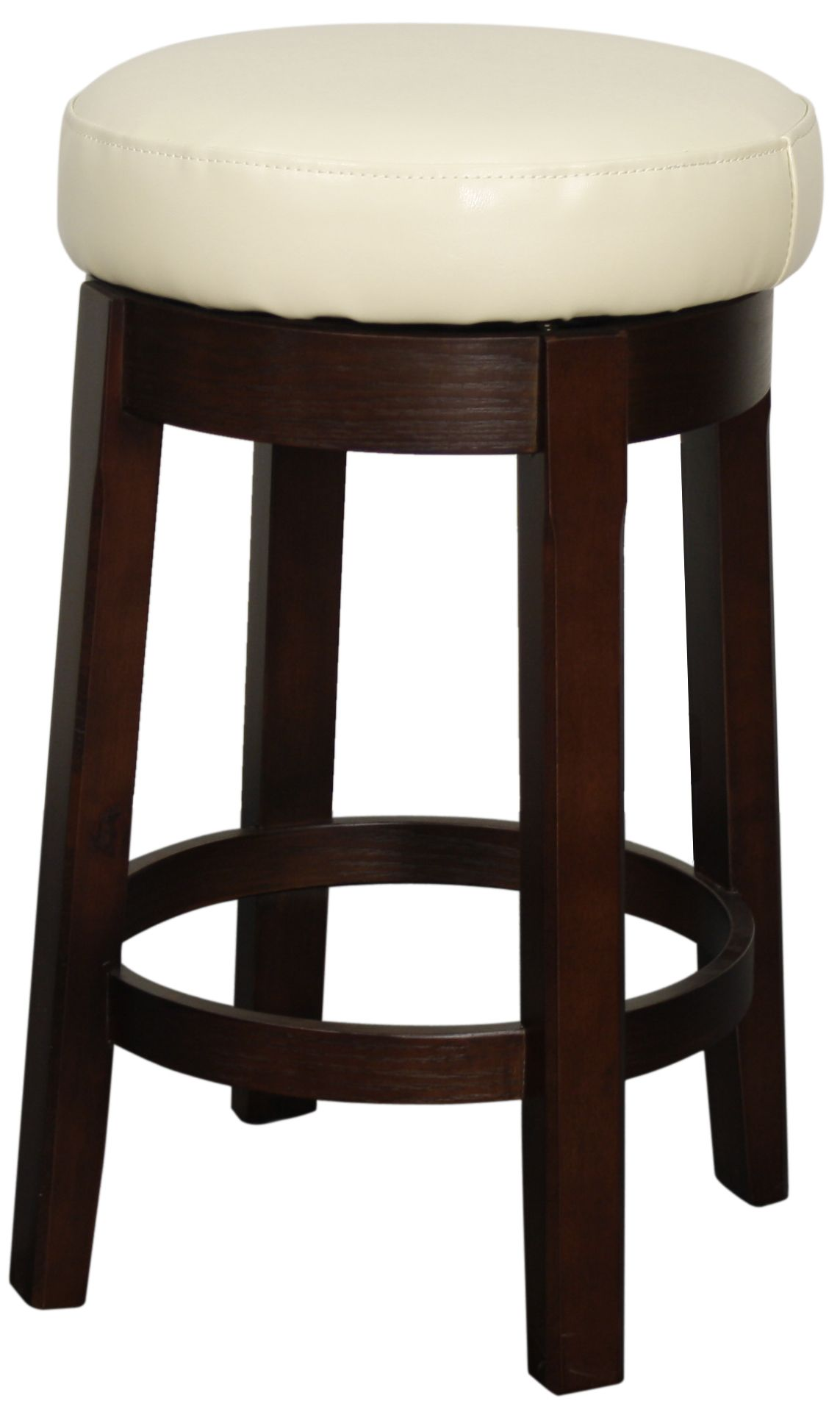 Marvelous Camden Bonded Leather Swivel Counter Stool 16 X 16 X 26 5 Unemploymentrelief Wooden Chair Designs For Living Room Unemploymentrelieforg