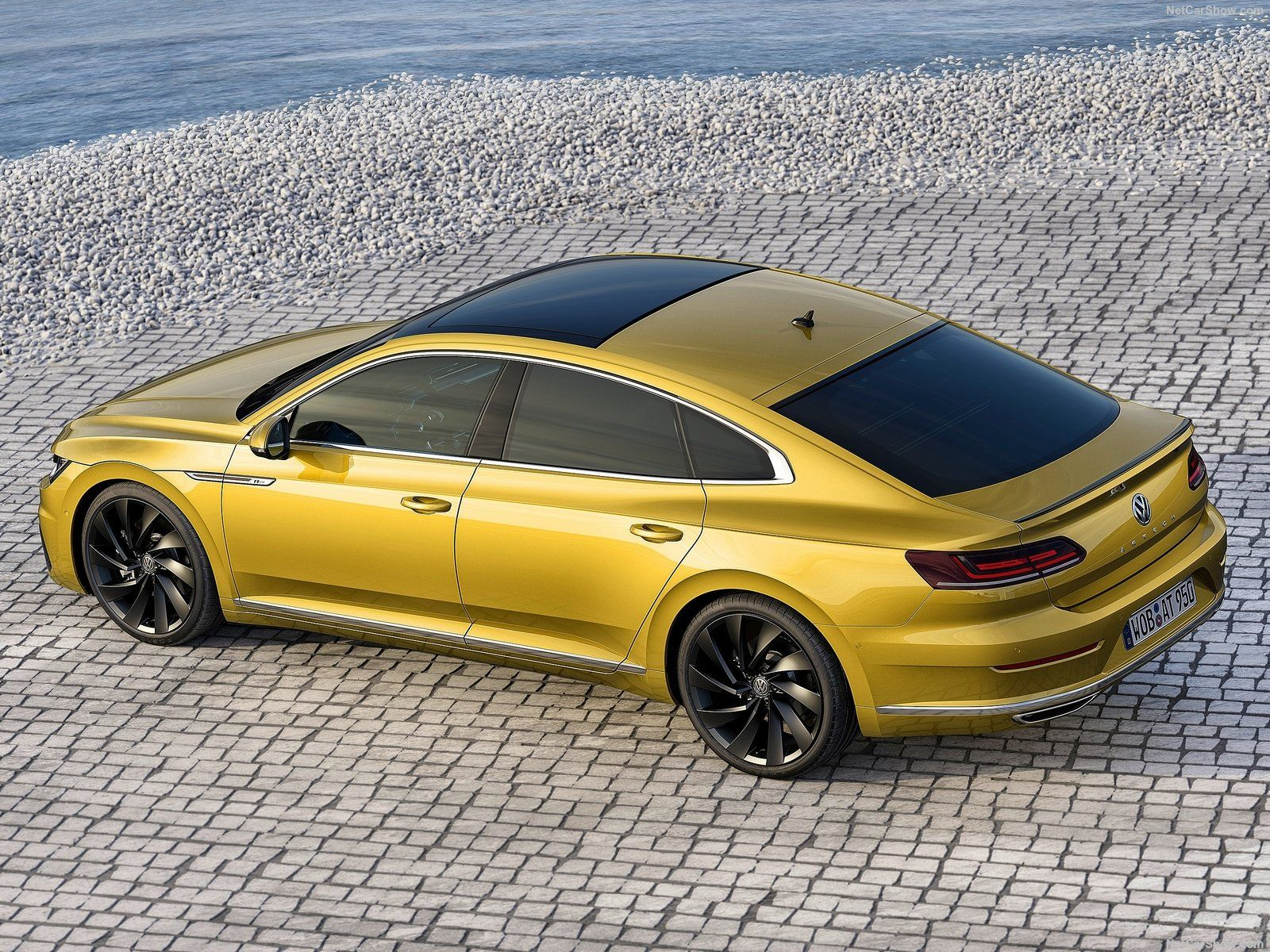 Category Volkswagon >> All New Flagship Volkswagen Arteon Coupe Will Rival Bmw Https